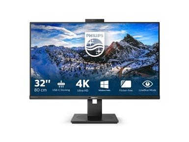 """LED monitor Philips 329P1H Brilliance s priključno postajo USB-C (31.5"""", 4K UHD) Serija P"""