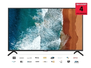 "LED TV sprejemnik SHARP 55BN5EA (55"" 4K UHD Android TV)"