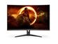 "LED Monitor AOC C32G2AE/BK (31.5"" FHD VA Ukrivljen 165 Hz) Gaming"