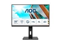 """LED Monitor AOC U32P2CA (31.5"""" 4K UHD) Pro-Line"""