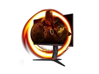"LED monitor AOC 24G2ZU/BK (23.8"" FHD, IPS, 240Hz) Gaming"