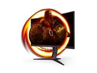 "LED monitor AOC C27G2ZE/BK (27"" FHD VA ukrivljen 240Hz) Gaming"